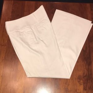 Antonio Melani White Dress Pants